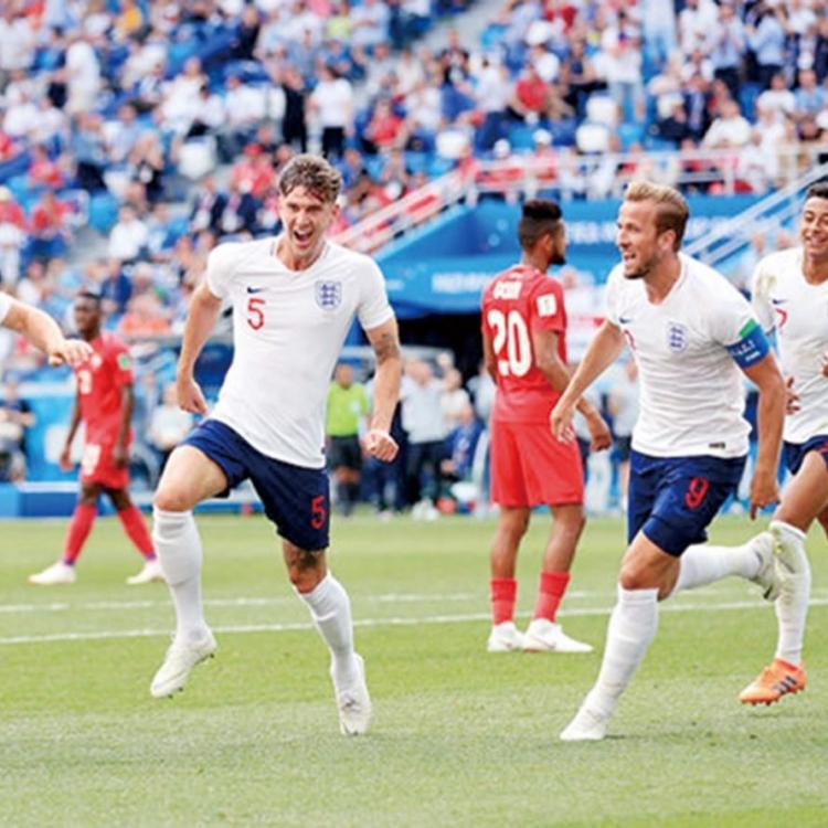 英格蘭真正踢出霸氣來
