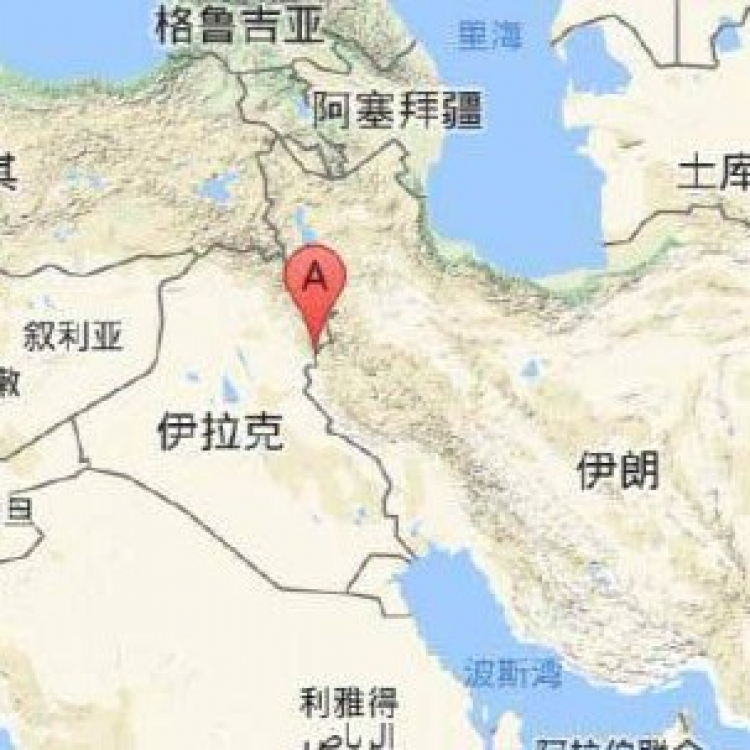 兩伊接壤地區連續發生八次地震