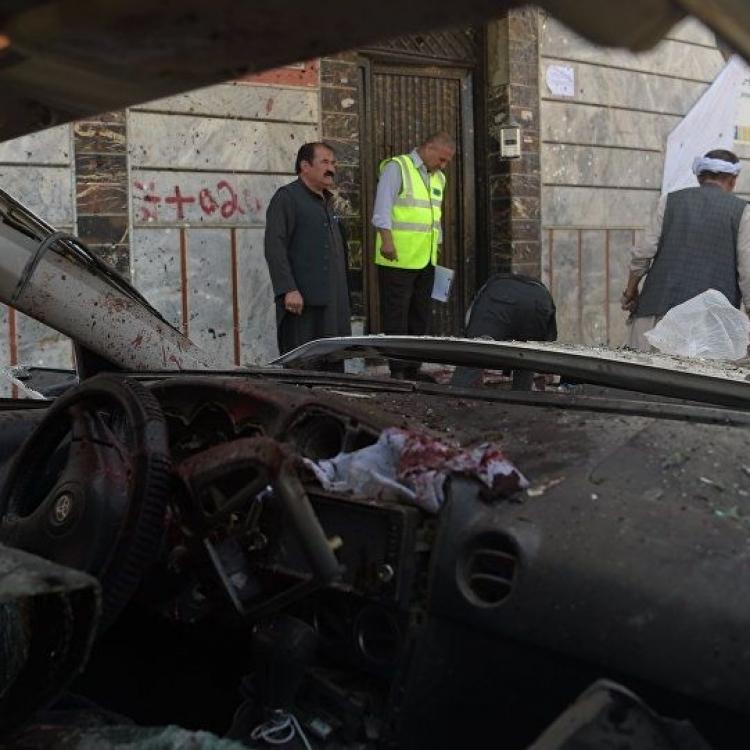 阿富汗又一選民登記站發生爆炸17死傷