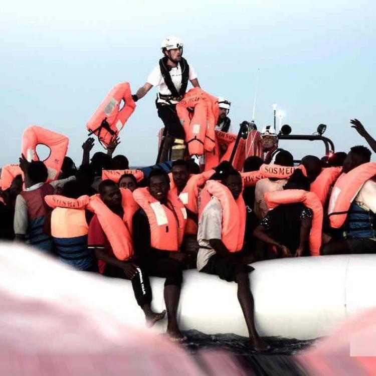 意大利拒絕600多難民上岸