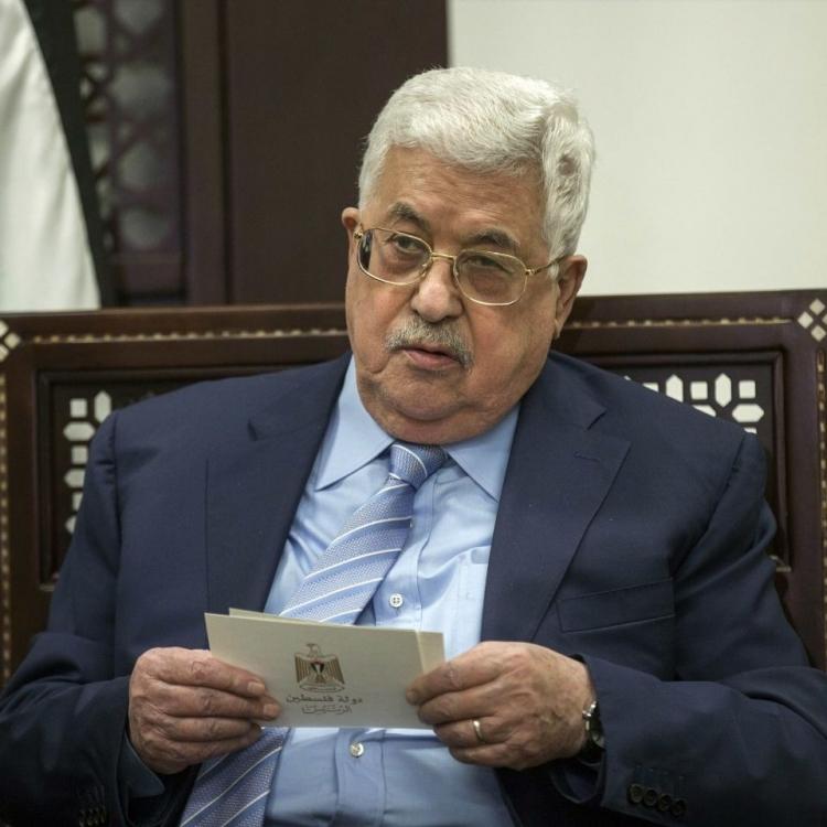 巴勒斯坦主席將出院
