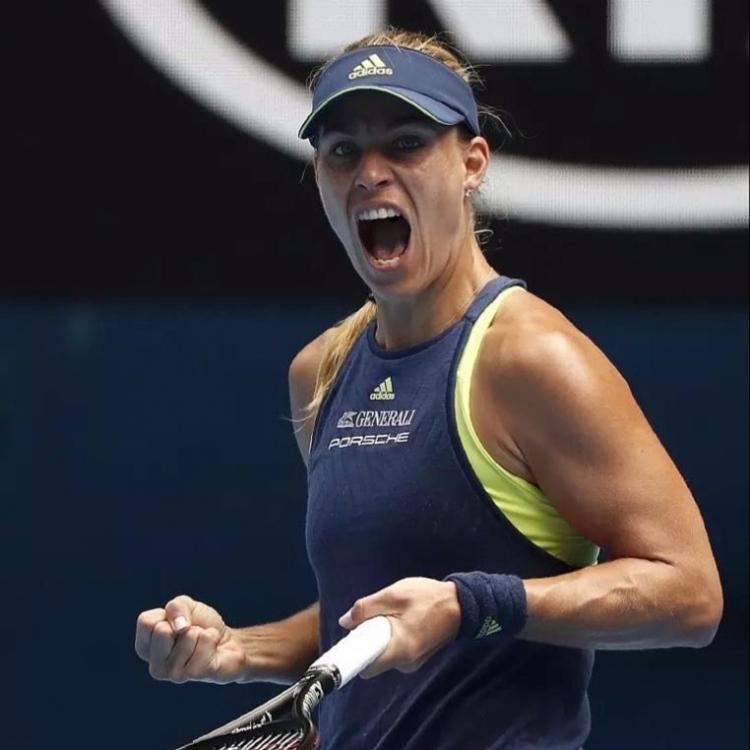 姬芭禾琪晉澳網四強