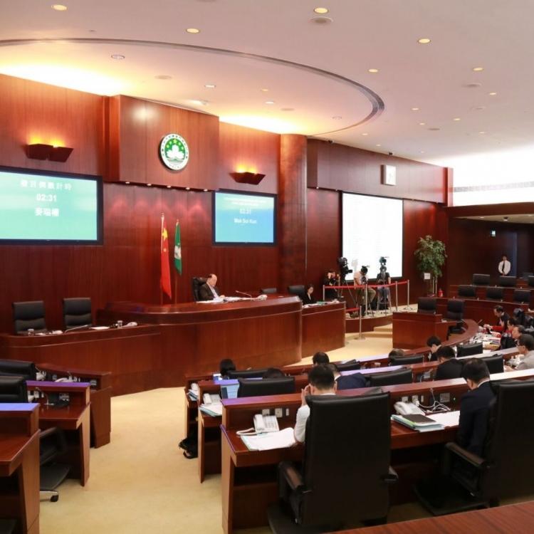 設立市政署法案獲一般性通過
