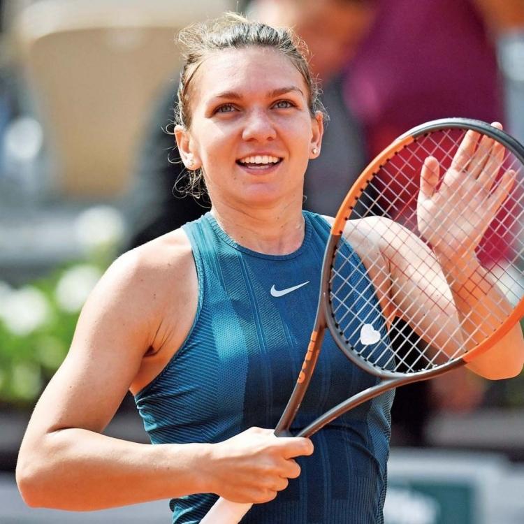 夏莉比闖法網女單四強