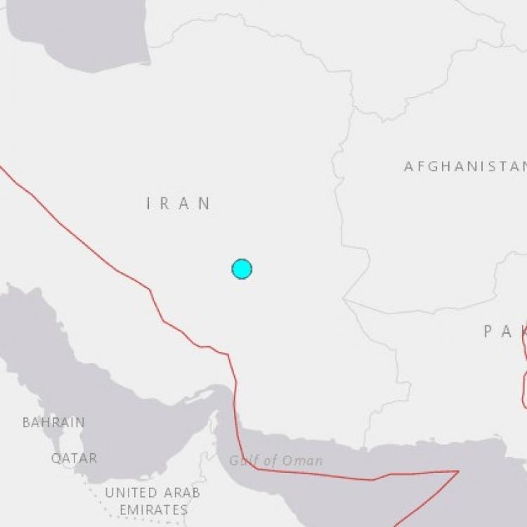 伊朗東南部6.2級地震