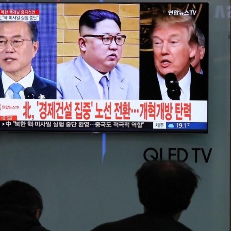 終戰至少需要韓朝美達成協議