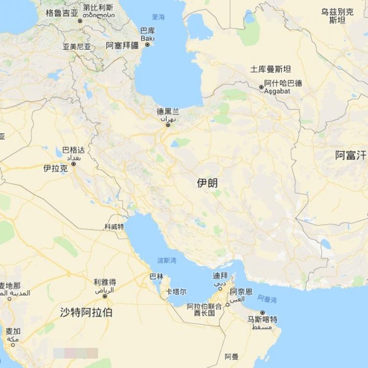 伊朗5.2級地震至少105人傷