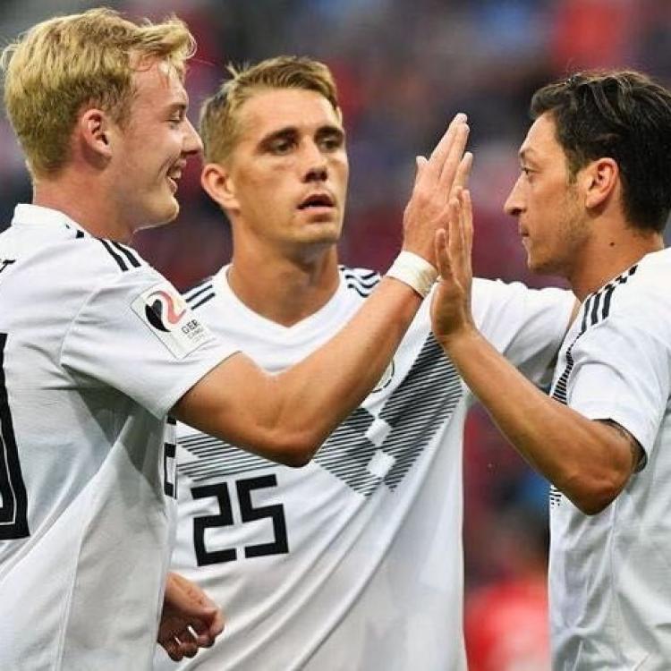 德國友賽不敵奧地利
