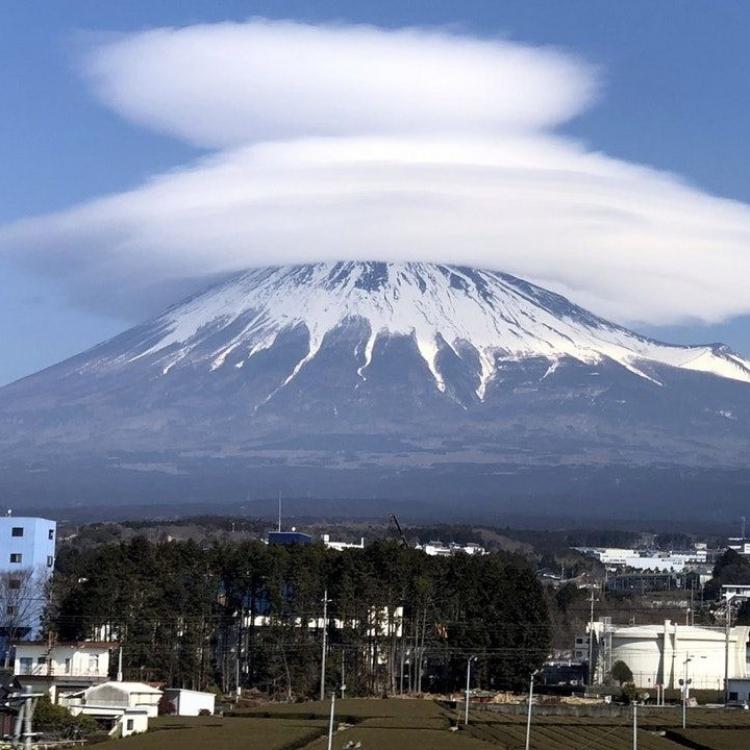 日政府擬定富士山噴發對策