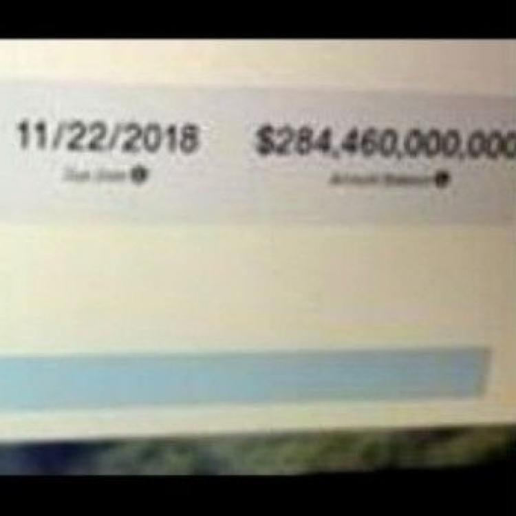 美婦收兩萬億元電費單