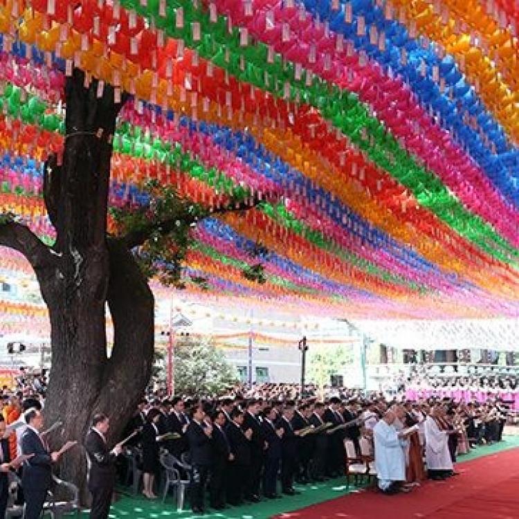 時隔三年 韓朝將在佛誕節共誦祈願文
