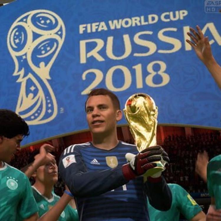 今屆世界盃冠軍竟然係佢?