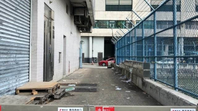 海事局協調內港碼頭安裝防水閘