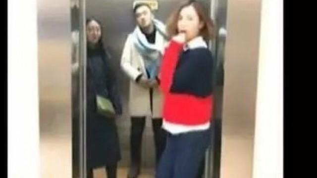 「電梯舞」hit爆網絡 專家:隨時困人