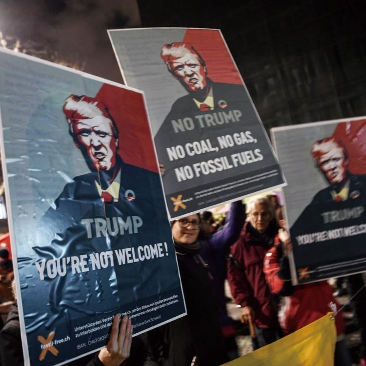 傳特朗普壓軸演講 力推「美國優先」