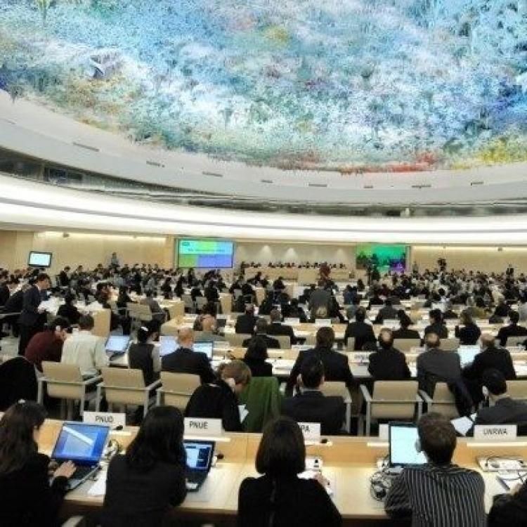 俄申請加入聯合國人權理事會