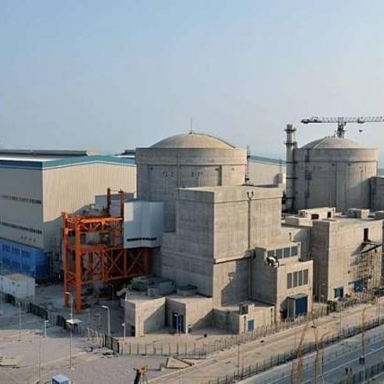 陽江核電廠發生「0級」事件