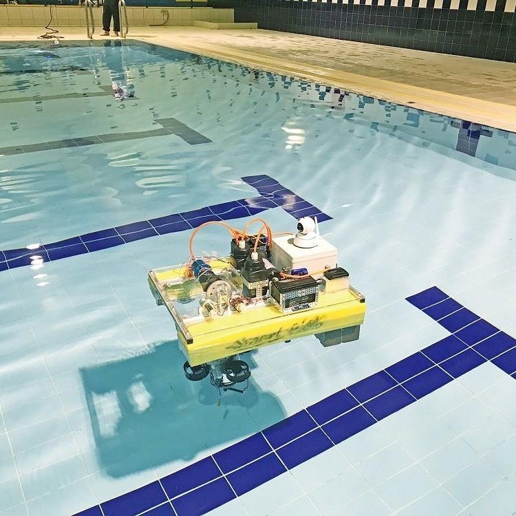 可預防兼控制水污染爆發 勇奪ISEF國際大賽兩項獎