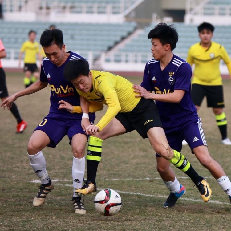 粵華學界男A足球五連霸