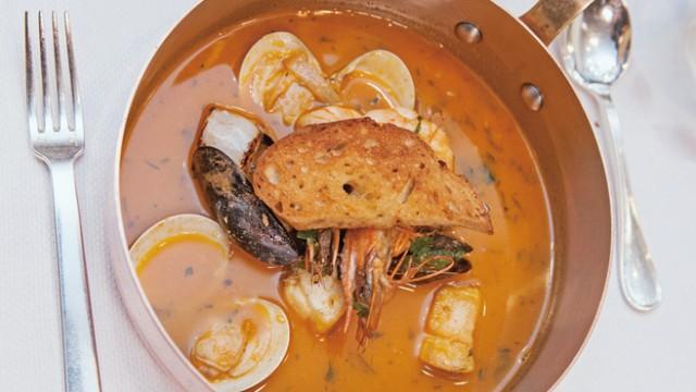 葡式海鮮料理