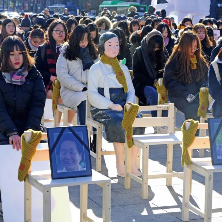 日韓關係存變數