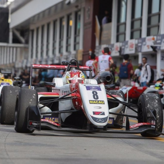 第64屆澳門格蘭披治大賽車揭幕