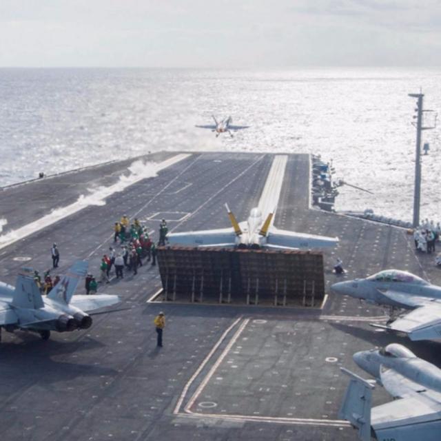軍方:與朝鮮威脅無關
