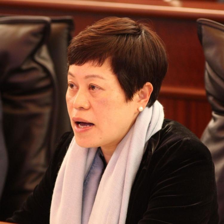 陳虹促加強與內地執法部門溝通