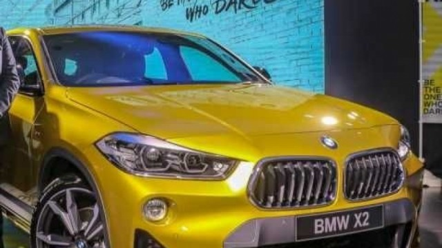 「敢」至型格! 寶馬新車型X2澳門發布
