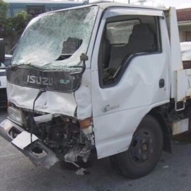撞死日本貨車司機