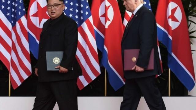 金正恩承諾朝鮮半島完全無核化