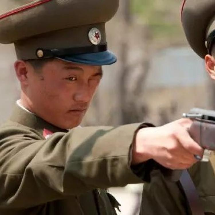 朝鮮軍官涉塗鴉反政府遭當眾槍決