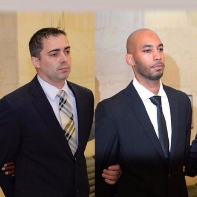 紐約兩警被控強姦自行辭職