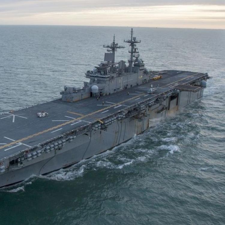 美軍或不出動航母