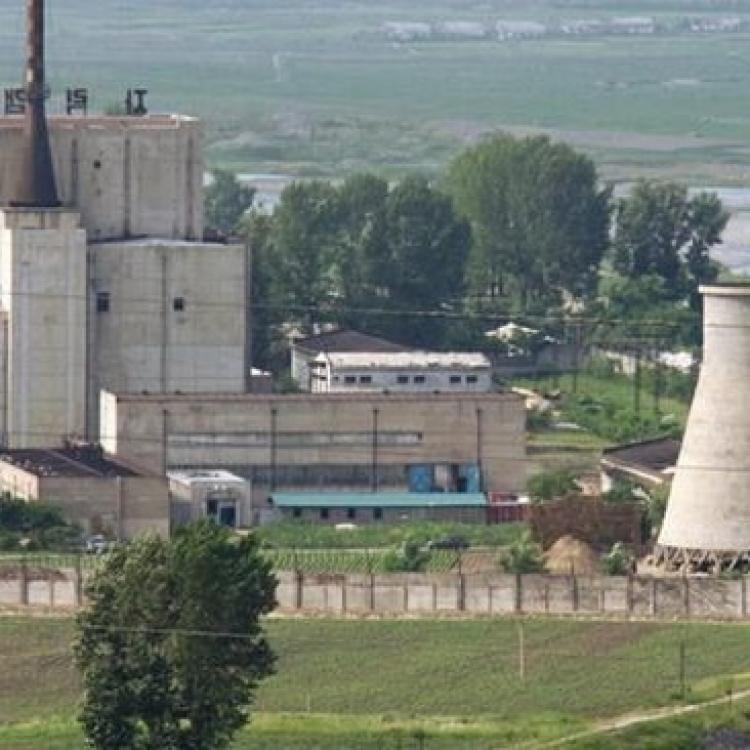 朝核設施周邊挖掘工作仍繼續