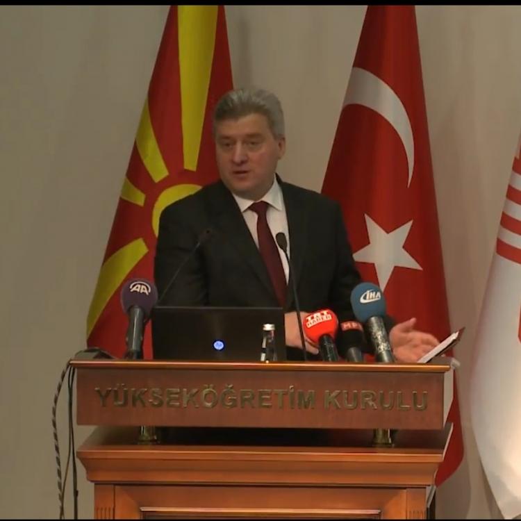 馬其頓總統拒簽更改國名協議