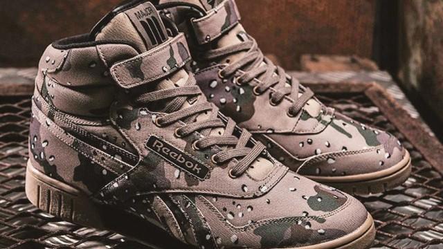 Hip-Hop軍佬鞋