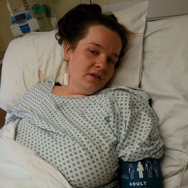 分娩時心臟停頓 醒返得13歲記憶