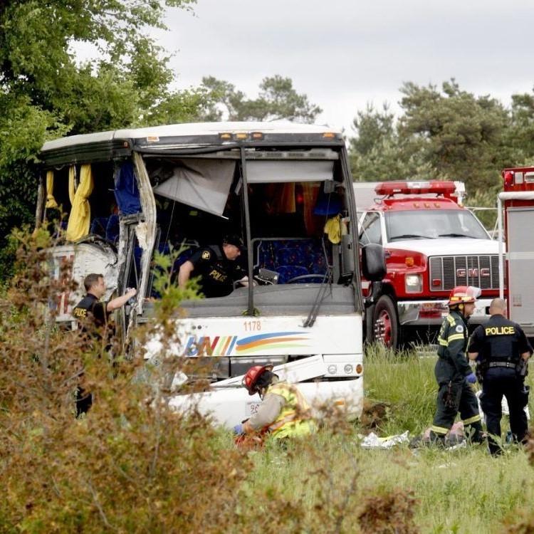 華客加國遇車禍釀一死四重傷