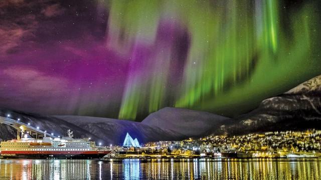 北遊挪威洗滌心靈