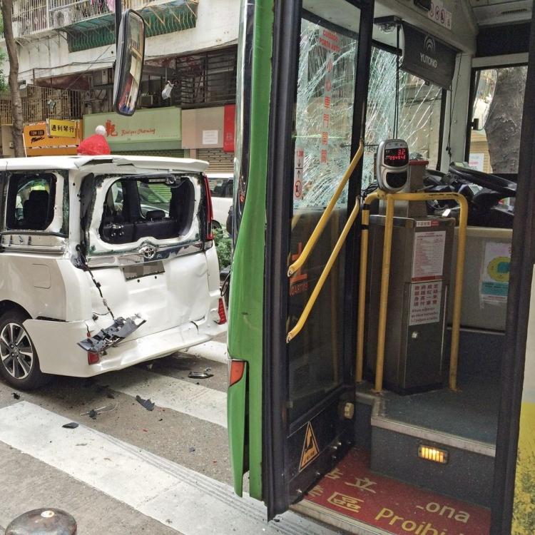 交通局決從嚴整頓司機紀律