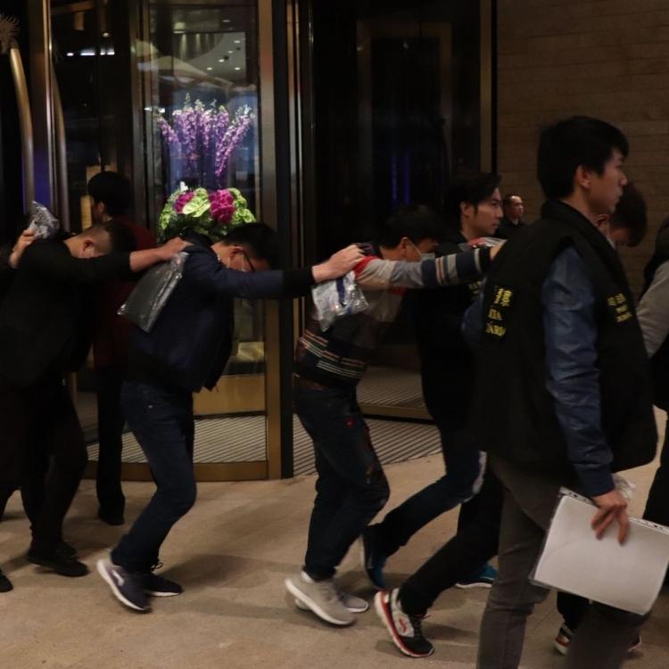 打擊換錢黨 31名涉案人已被遣返