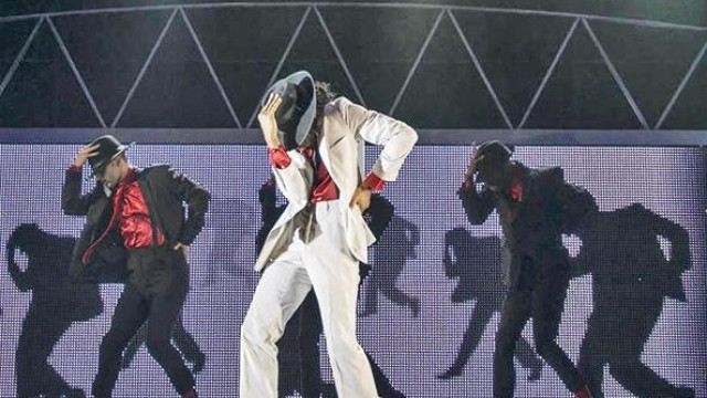 Michael Jackson再度歸來