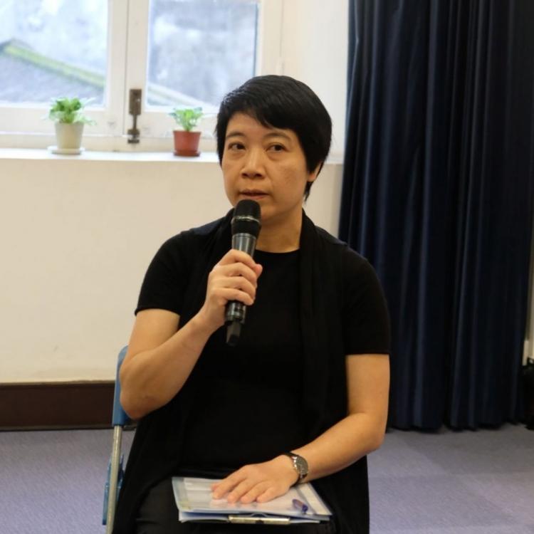 梁惠敏出任文化局副局長