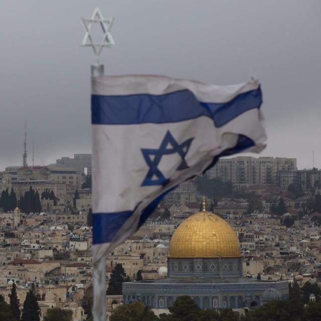 商耶路撒冷問題