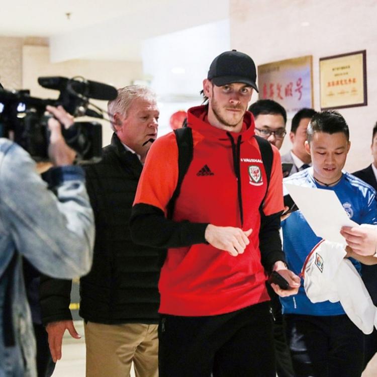 巴爾抵南寧備戰中國盃