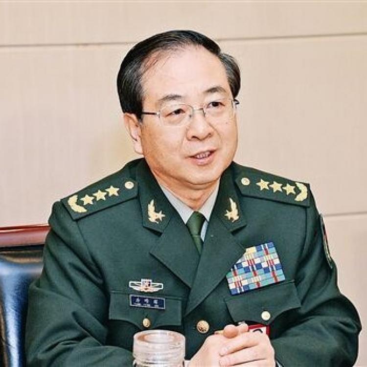 中央軍委委員房峰輝被查