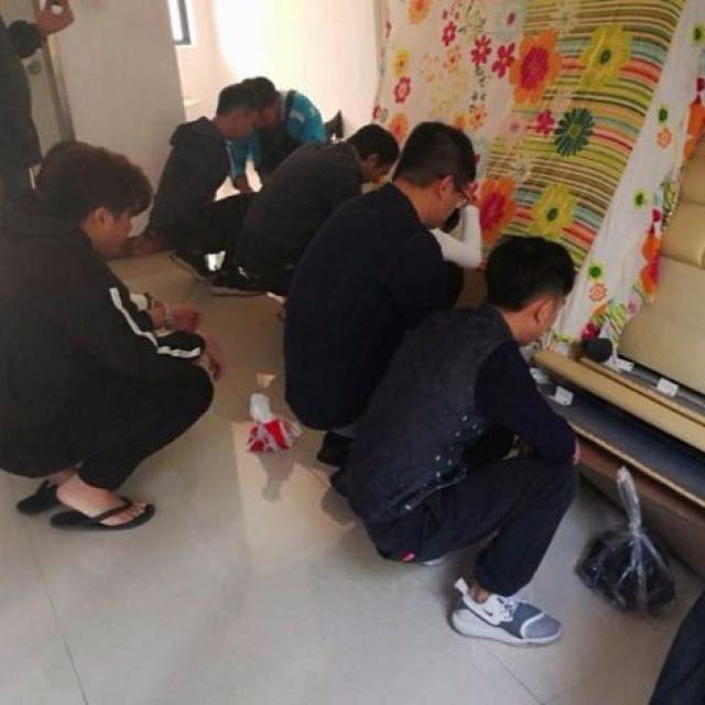 廣東省警方與港合作拘48人