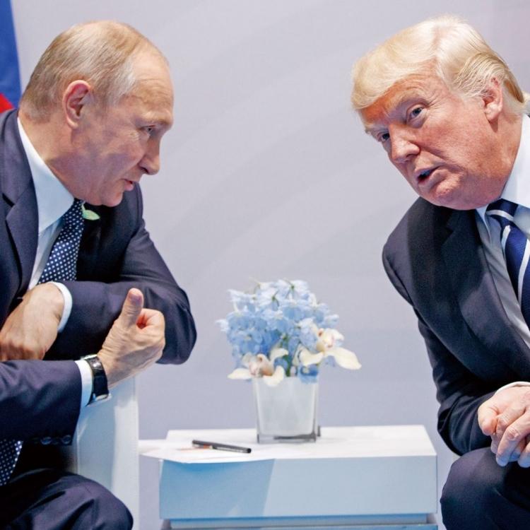美俄峰會下月16日舉行