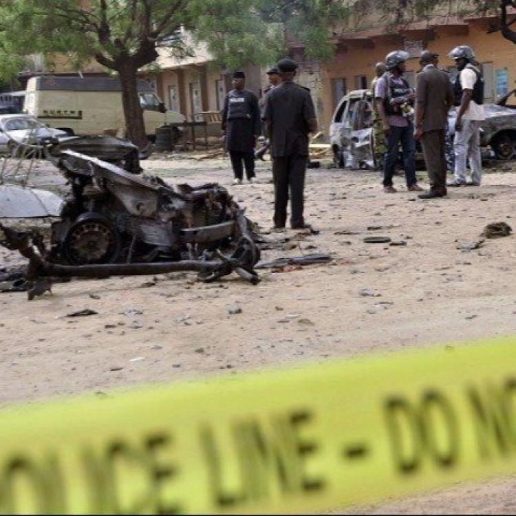 尼日利亞市集炸彈襲擊逾50死傷
